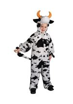 Plush Cow Plush Deluxe Costume