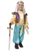 Arabian Sultan Boys Sheikh Costume