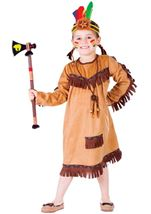 Brave Indian Girl Costume