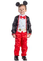 Charming Mr Mouse Boy Costume