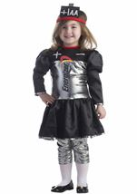 Toddler Energizer Battery Girls Costume