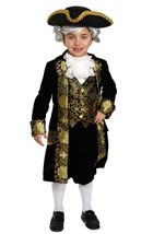 George Washington Boys Deluxe Costume