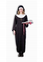 Nun Women Costume