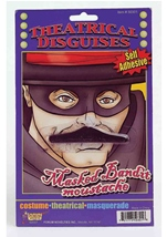 Bandit Men Moustache