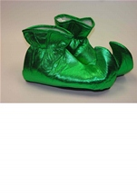 Green Elf Adult Shoes