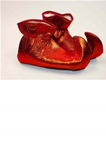 Red Elf Adult Shoes