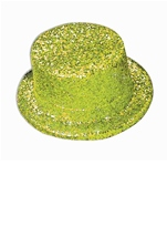Glitter Top Hat Gold