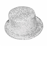 Deluxe Glitter Top Hat