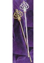 Silver Princess Wand