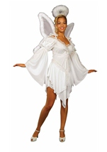 Womens Heavenly Angel Costume