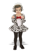Dalmatian Girls Animal Costume