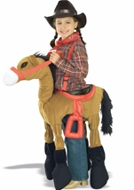 Ride A Pony Costume