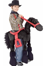 Kids Ride A Pony Costume
