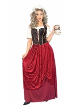 Tavern Wench Women Costume