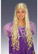 Guinevere Blonde Women Wig