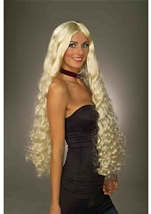 Mesmerelda Blonde Women Wig
