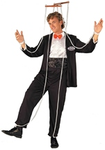 Perfect Husband Men Funny Puppet Costume