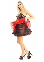 Woman Petticoat Black