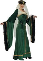 Noble Lady Woman Renaissance Costume
