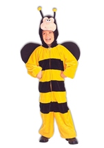 Buzzy The Bee Plush Boys Deluxe Animal Costume