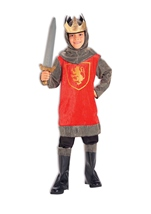 Medieval King Boys Crusader Costume