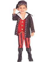 Little Buccaneer Kids Costume