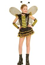 Queen Bee  Girls Costume