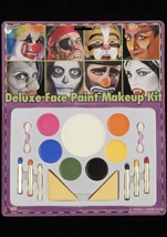 Deluxe Face Painting Kit