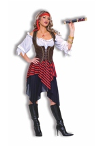 Sweet Buccaneer Women Pirate Costume