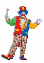 Mens Clown on the Town Costume