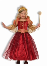 Renaissance Princess Designer Girls Costume