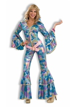 Disco Mama Women Costume