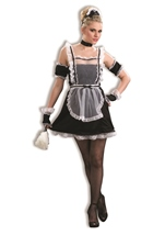 Chamber Maid Woman Costume