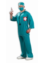 Surgeon Scrub Unisex Costume