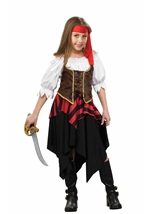Buccaneer Sweetie Girls Pirate Costume