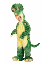 Triceratops Kids Costume