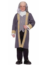 Ben Franklin Boys Costume