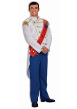 Prince Charming Men Costume
