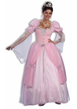 Princess Deluxe Elegant Fairy Tale Woman Costume