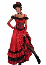 Saloon Sweetie Woman Costume