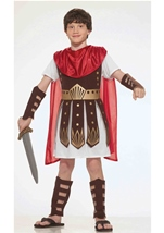 Roman Warrior Boys Costume