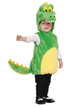 Cuddlee Crocodile Boys Toddler Costume