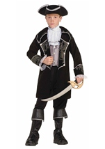 Swashbuckler Pirate Boys Deluxe Costume