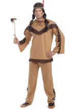 Native American Men Classic Costume