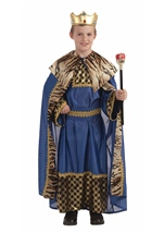 King Of The Kingdom Deluxe Boys Costume