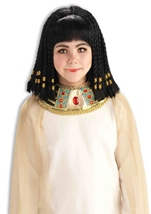 Queen Of The Nile Girls Egyptian Wig
