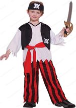 Boys Classic Pirate Costume