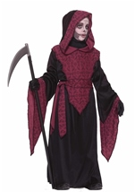 Boys Classic Hooded Horror Robe