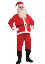 Santa Men Promo Christmas Costume