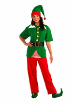 Jolly Elf Men Halloween Costume